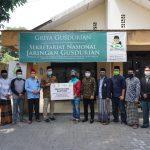 Yayasan Sinar Mas Serahkan Bantuan Kesehatan kepada GUSDURian Peduli untuk Disalurkan ke Pesantren