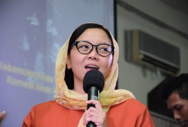 Alissa Wahid Terima Anugerah People of the Year 2020