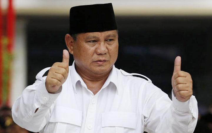 Prabowo Datang ke Ciganjur, Berlutut dan Menangis di Depan Gus Dur