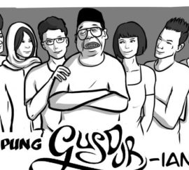Gusdurian: Wawasan Kebangsaan Daya Tangkal Ideologi Transnasional