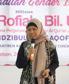 Energi Nur Rofiah Mendakwahkan Keadilan Gender Islam