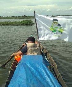 GUSDURian Peduli Bantu Korban Banjir Kabupaten Banjar