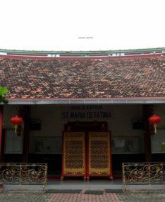 Wujud Akulturasi Budaya Tionghoa dalam Gereja Toasebio