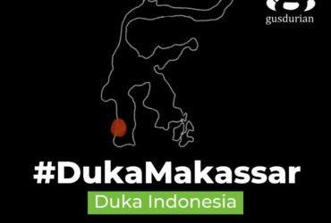 Pernyataan Sikap Jaringan GUSDURian terhadap Teror Bom di Gereja Katedral Makassar