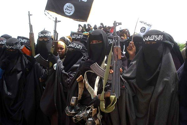 Peta Perempuan dalam Terorisme