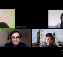 Gusdurian Keliling Dunia: Ngobrol tentang Beasiswa di Inggris Raya