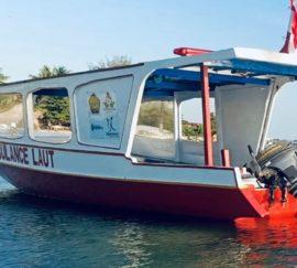 Gusdurian Bantu Ambulans Laut untuk Warga Kepulauan Hadapi COVID-19
