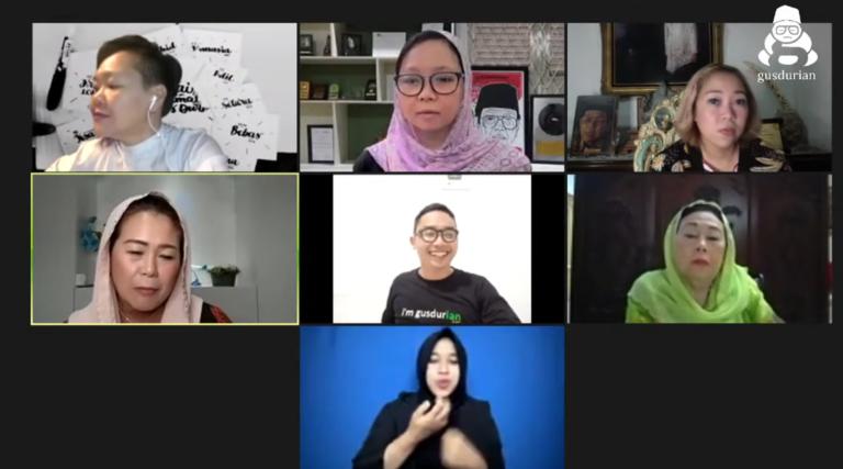 Dimzoom Harlah Gus Dur: Cerita Keluarga Ciganjur