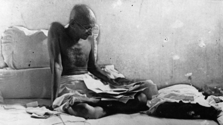 Puasanya Gandhi